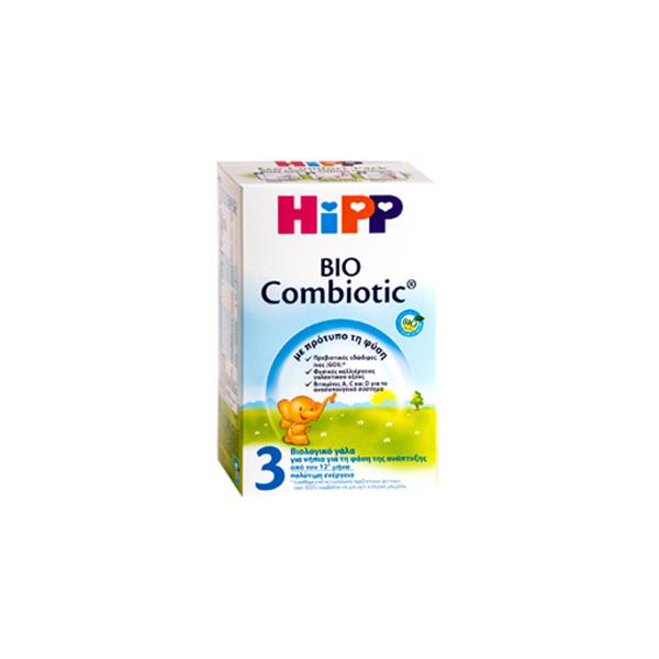 dd6ec5d59cd Hipp Bio Combiotic 3 Βιολογικό Γάλα για Νήπια από τον 12ο μήνα, 600 ...