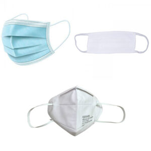 Μάσκες Xειρουργικές και Πλενόμενες