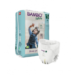 Πάνα-Βρακάκι-Bambo-Nature-no5-(12-18kg)-Συσκευασία-95-τεμ.