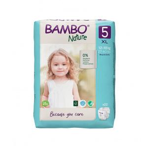 Πάνα-Bambo-Nature-no5-(12-18-kg)-Συσκευασία-22τεμ.