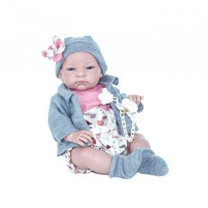 Magic-baby-κούκλα-Marina-Grey-jacket