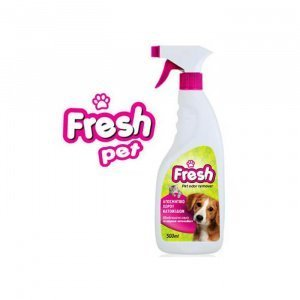 Fresh-Pet-Αποσμητικό-χώρου-σκύλου---γάτας-Fresh-pet-500-ml
