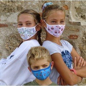 Παιδικές Μάσκες Xειρουργικές και Πλενόμενες